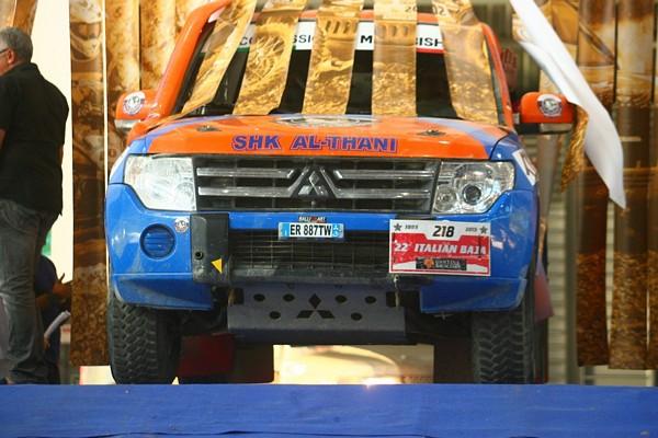 Italian Baja 2015
