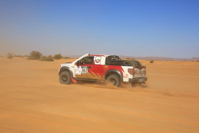 Rally del Marocco 2015