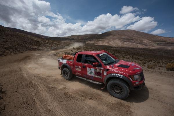 Dakar 2017 - Raptor Pilota Tassi