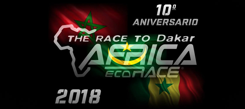 R Team all'Africa Race 2018 insieme all'Eurocargo Rally Raid Team