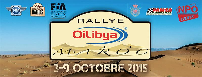 RTeam al Rally del Marocco con Al-Thani per la nona tappa della Coppa del Mondo FIA Cross Country Rally