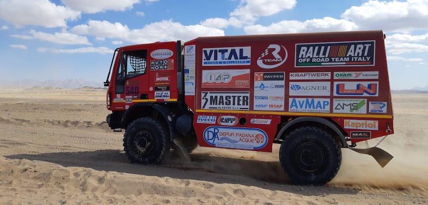 Dakar 2020 Arabia Saudita – RTeam Ralliart missione compiuta