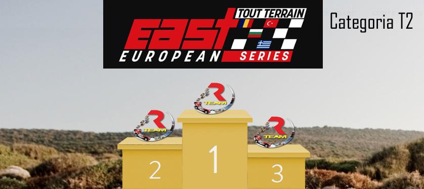 Al termine di un anno di gare, il campionato East European Tout Terrain Series pubblica la classifica provvisoria e conferma l'ottimo risultato raggiunto da RTeam durante le competizioni del 2017