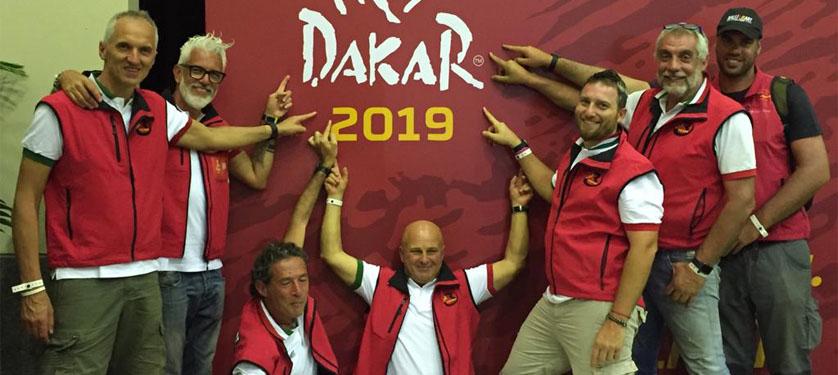 DAKAR 2019: RTEAM di Massarosa conclude un'incredibile avventura portando a termine la corsa più dura al mondo in Sud America e centrando il 3° posto della propria categoria, su oltre 150 equipaggi iscritti